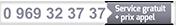 Numéro Cristal : 0969323737